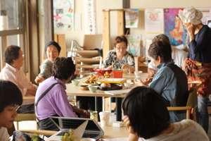 VOT team visits Honeywell Ibasho community center