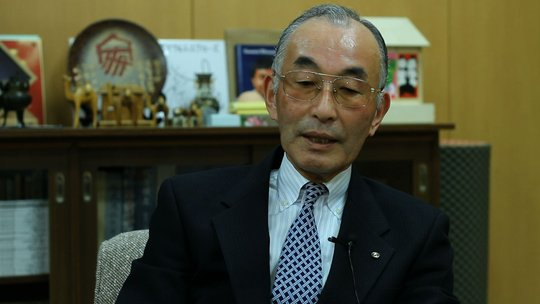 Interview of Ishinomaki Deputy mayor