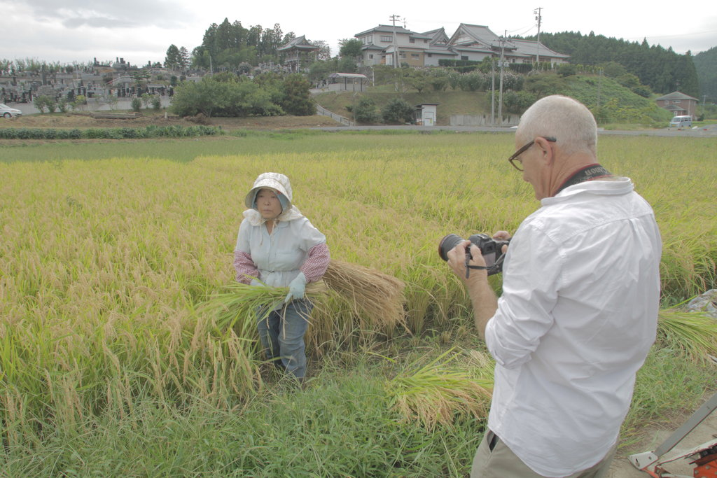 Voices of Tohoku-visual community archive project