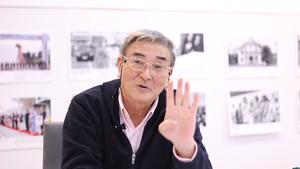 Mr. Kikuta of Ishinomaki Telling His Story, Oct 28