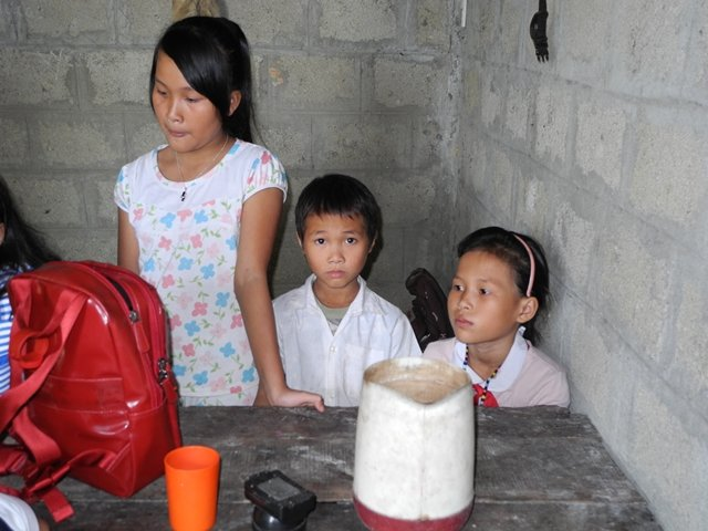 No child should be left in the cold in Hue Vietnam