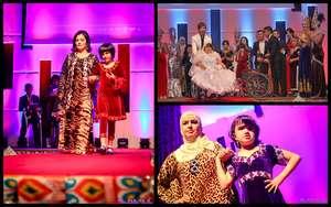 Raising awareness through a Fashion Show...