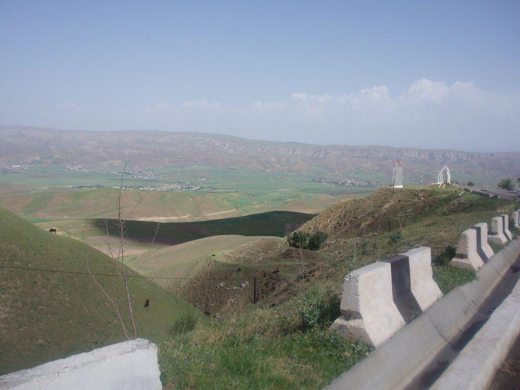 IRODA staff travel to the regions of Tajikistan