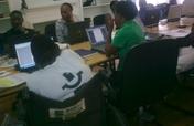 integrating disabled refugees in Johannesburg
