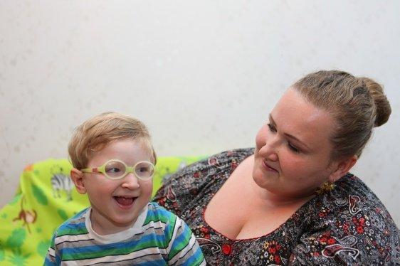 SHORT BREAKS - helping children with disabilities
