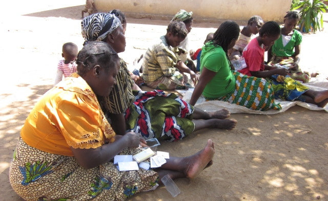 Mothers helping to inform designs for Kit Yamoyo