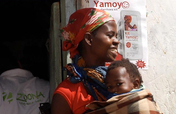 Lifesaving AidPods for 40,000 African children