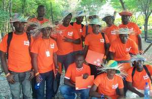 Eneji Pwop Entrepreneurs in Cap Haitian
