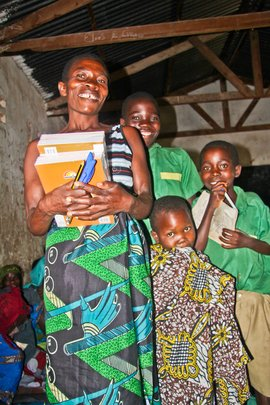 Support school costs for children in rural Malawi