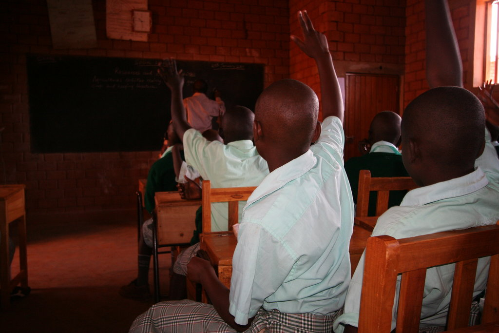 Empowering 37 Orphans Through Education in Kenya