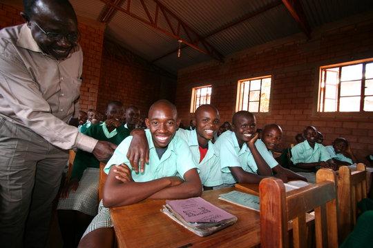 Empowering 37 Orphans Through Education in Kenya