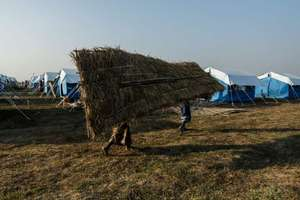 Shelter is vital for displaced people in Rakhine