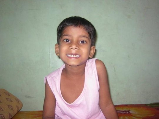Renuka is safe because of you!