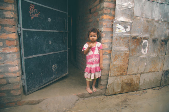 Rescue trafficked women & children in India