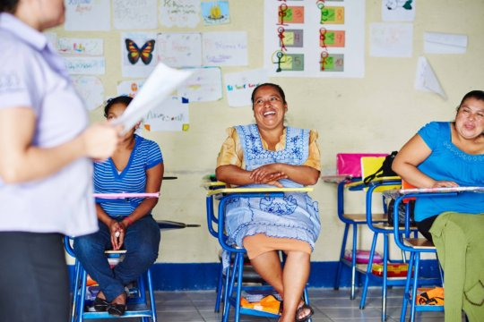 Break The Cycle Of Poverty Through Education