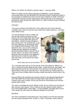Riders Gambia Update, Jan 2008 (PDF)