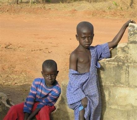 Health Care and Water for 7,000 Gambians