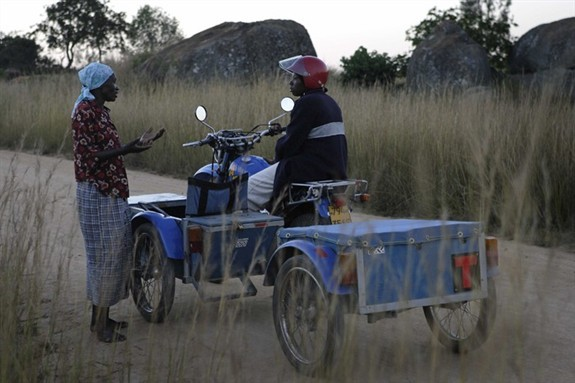 The Uhuru Riders