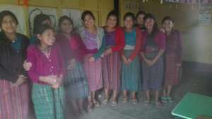 They are the ladies who attended the workshop