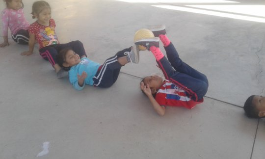 Coordination exercises