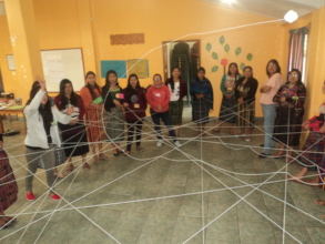 Playing the cobweb