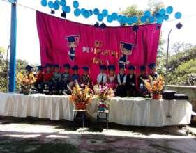 Children of Glendy in El Sapito Village
