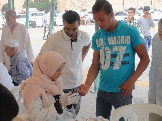 Libya Diabetes and Cardiac Outreach