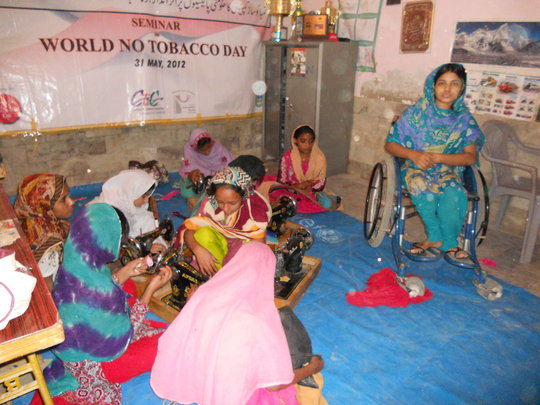 Empowerment Center for Women with disabilities