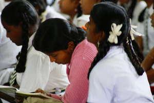 Help 10th std poor kids excel in exams and career