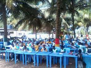 Cross Section of conference participation