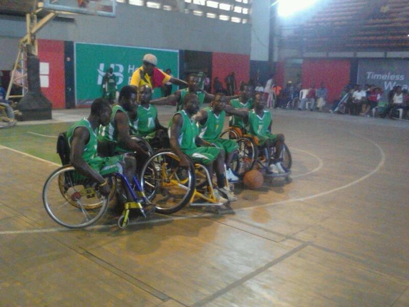 Wheels4Hope Male Team