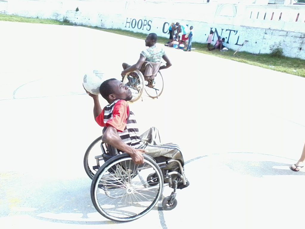 empower 30 physically challenged through sports