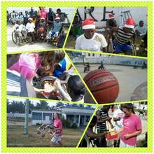 Christmas at Wheels4Hope