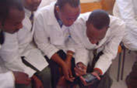 Information Technology for Uganda Medical Students
