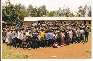 Give Girls in Nairobi slums education and hope