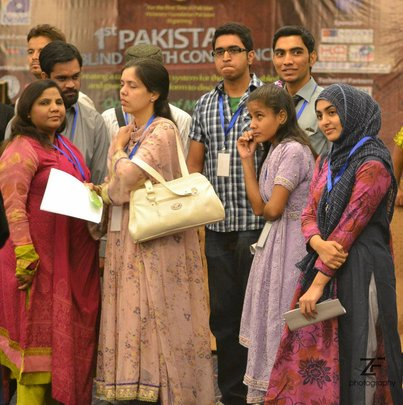 1st Pakistan Blind Youth Conference