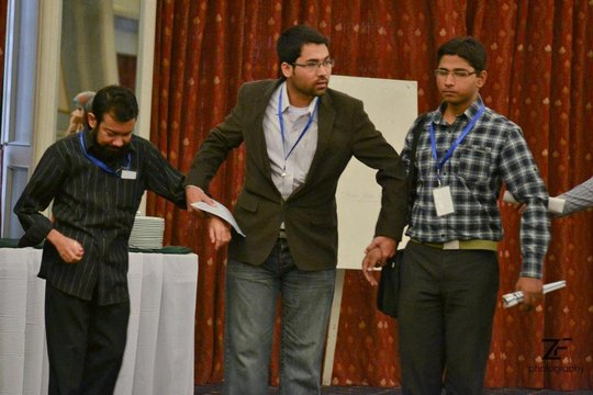 2nd Pakistan Blind Youth Conference March 2013
