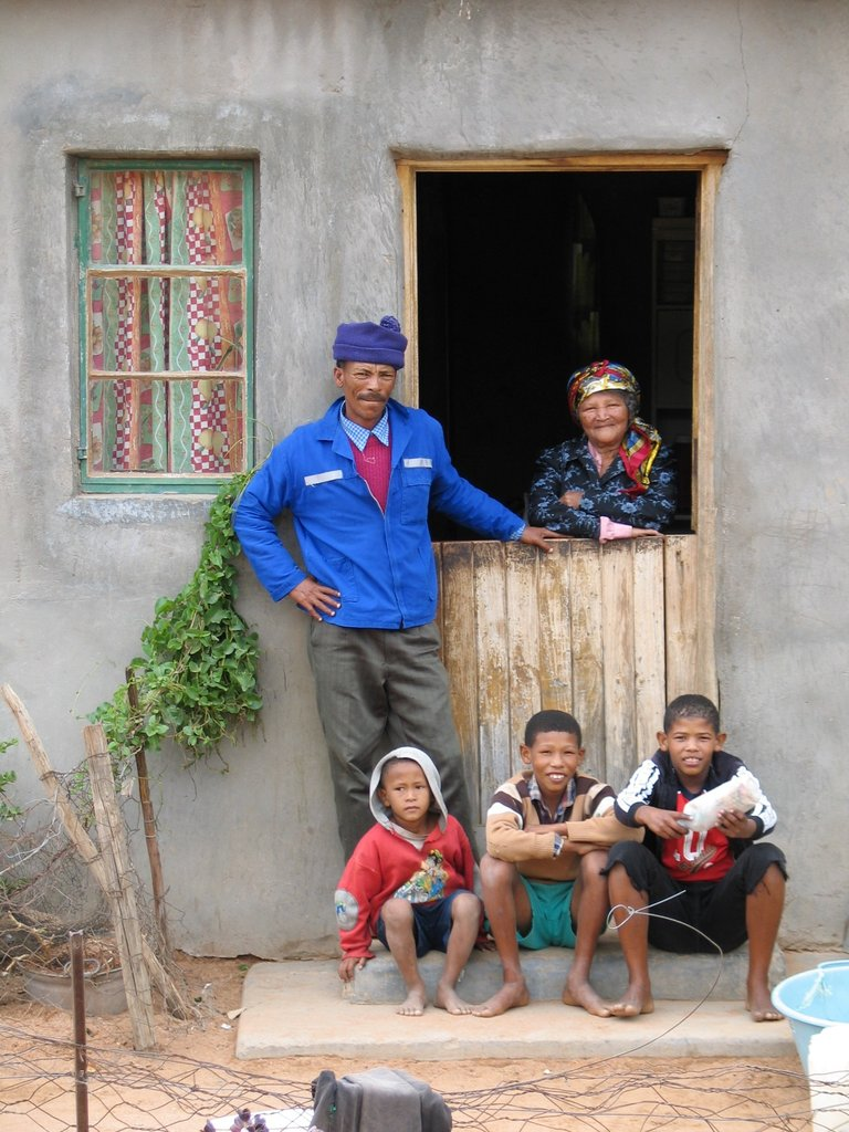 Support Rural Development in South Africa