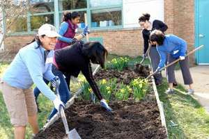 Giving back through community service
