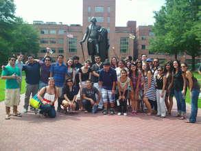 College field trip