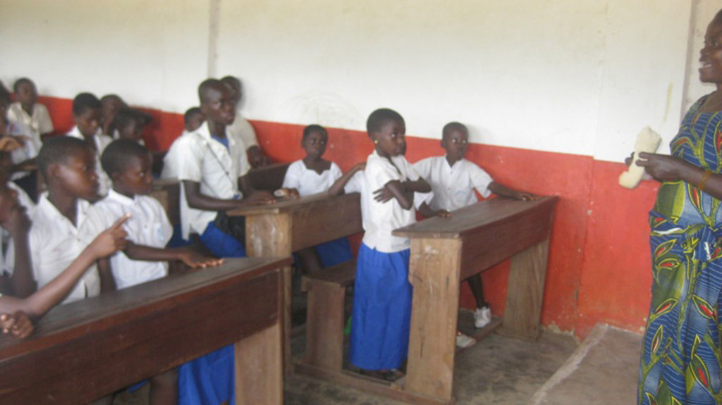 Fund Writers at Schools in DR Congo