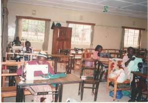 Orphans Supported at Vocational Training Centre