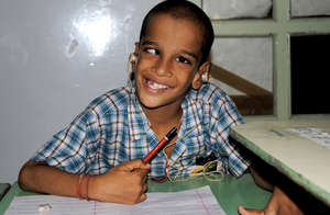 Education of 25 Deafblind Children in Rajasthan