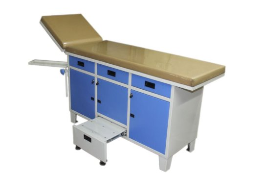Patient Exam Table for New HHC Built Outpatient