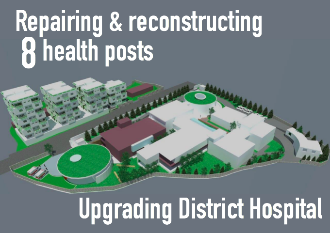 With AmeriCares, HHC is fixing health structures
