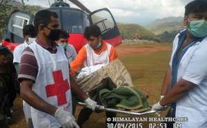 HHC's Nepal Earthquake Relief Efforts