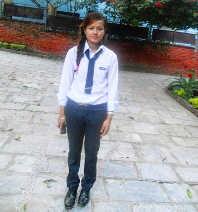 Kumari, 1 of 14 students granted HHC