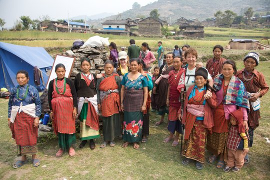 Women Empowerment Group in Lapa Village