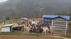 Outreach Medical Camp in Maimajhuwa, Ilam District