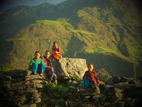 Young Women in Lapa
